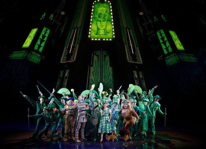 Wizard of Oz, Lyric Theatre, QPAC, South Bank, musical, performing arts, family friendily