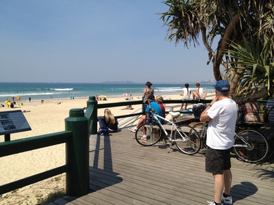 You won't want to leave Maroochydore Beach
