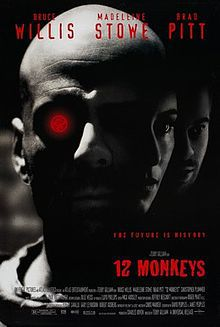 12 Monkeys is a classic sci-fi thriller.