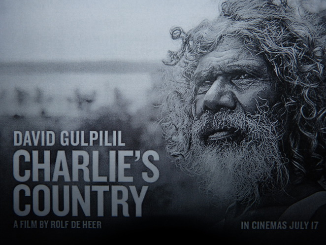 Ad for Charlie's Country