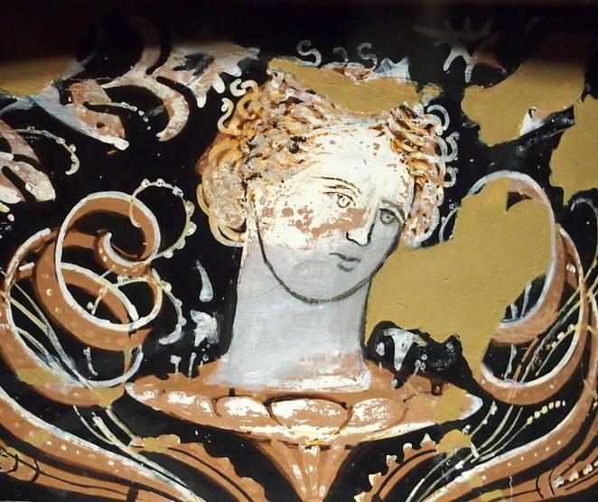 ancient, antiquities, museum, greek, art, ceramics, pottery