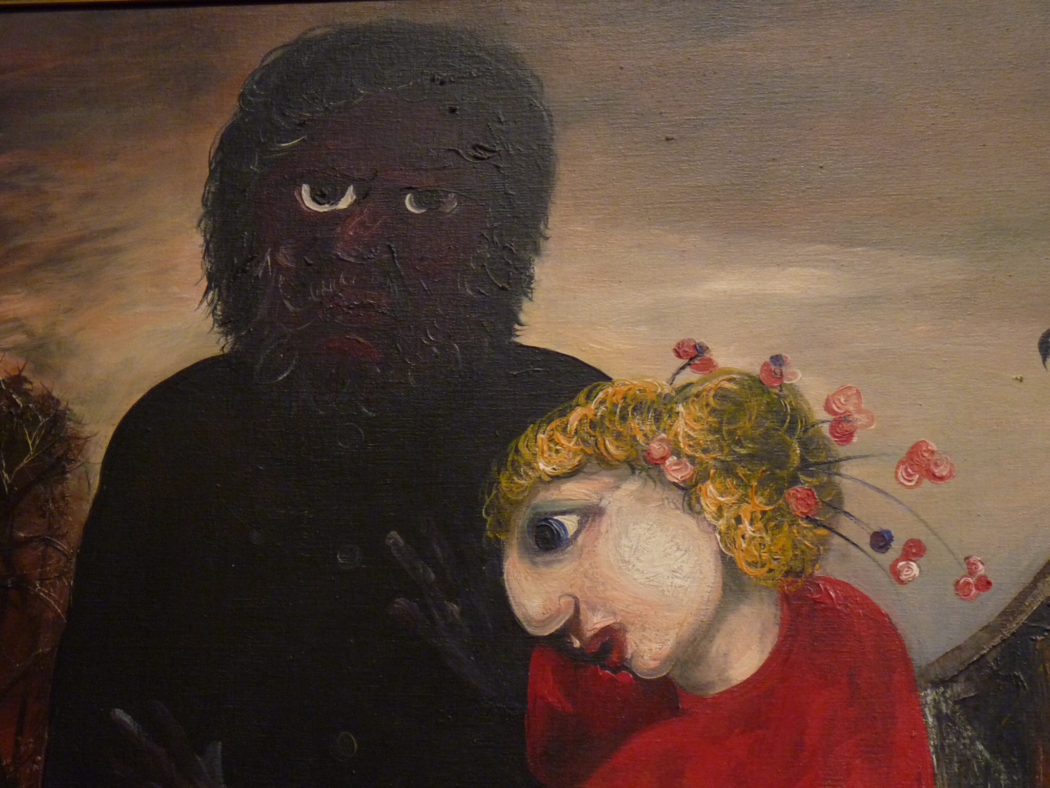 Arthur Boyd S Brides Exhibition At Heide Museum Of Modern