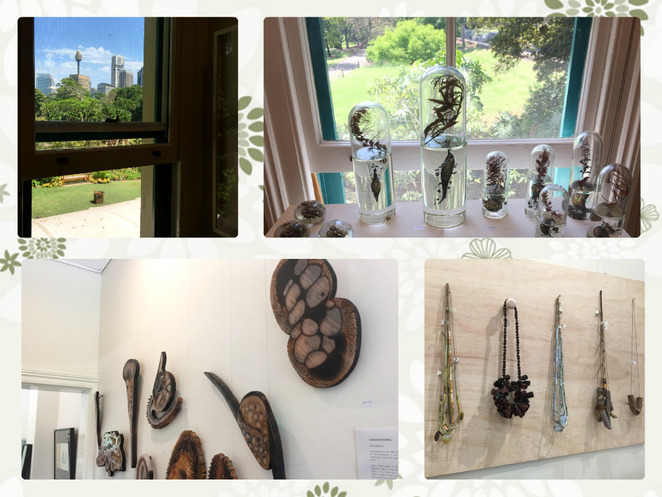 Artisans in The Gardens, Lion Gate Lodge, Foundation & Friends of the Botanic Gardens, Art, Exhibitions