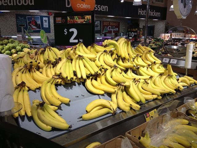 Bananas, Fruit, healthy,