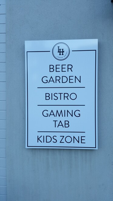 Bistro and Kids Play Zone