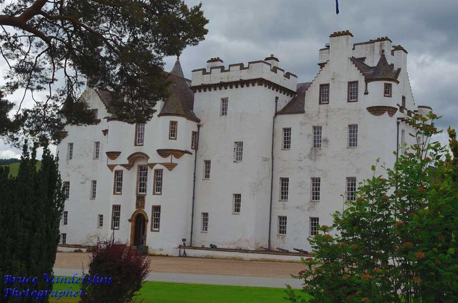 Blair Castle, Scotland, United Kingdom