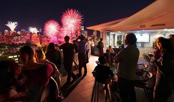 brisbane rooftop bars, best rooftop bars brisbane, eagles nest,