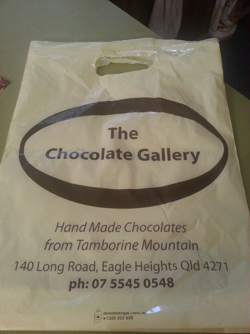 Chocolate, Mt Tamborine, Shopping