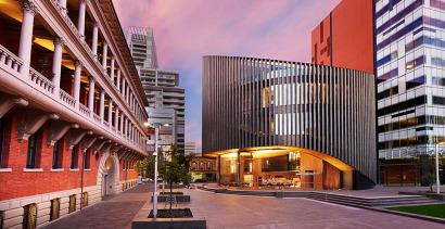 City of Perth library