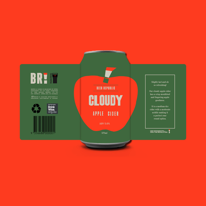 cloudy beer in can epping bottle shop
