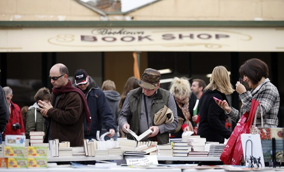clunes, booktown,historic,market,retro,second,hand,books, writers,clunes,victoria