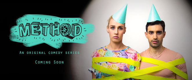 comedy series, australian comedy, method series, method kickstarter