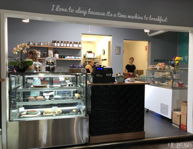Counter,cafe
