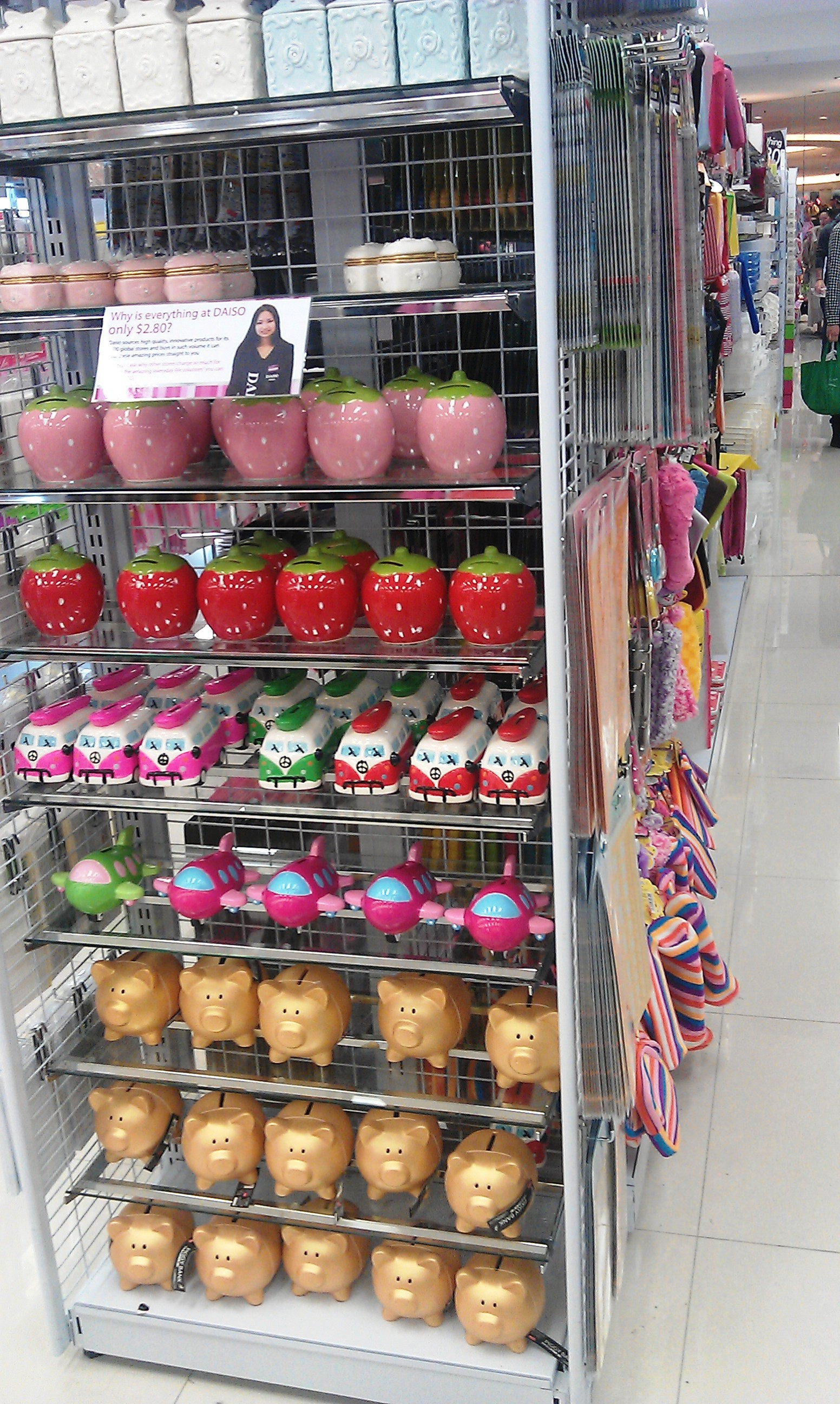 Daiso Japanese Discount Store Chadstone Shopping Centre