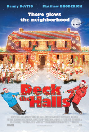 deck the halls, christmas movies, free to air christmas movies, children's movies, christmas comedies,