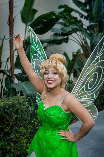 disney, cosplay, dress up, tinkerbell