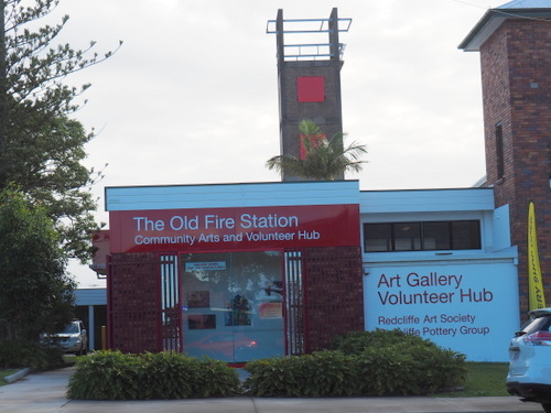 Fire Station Gallery, Redcliffe Art Society, Serendipity