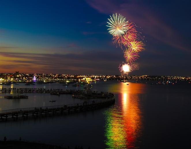 geelong new year's eve fireworks