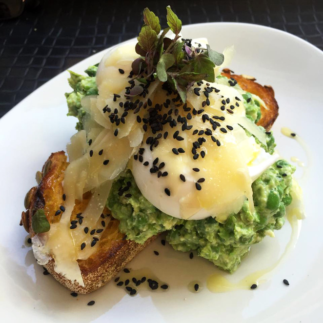giddiup, coffee, melbourne, south melbourne, cafe, brunch, south melbourne market, food, culture poached eggs
