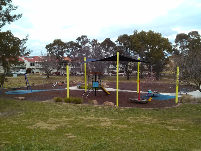 greenway park, tuggeranong, best playgrounds in tuggeranong, canberra, ACT,