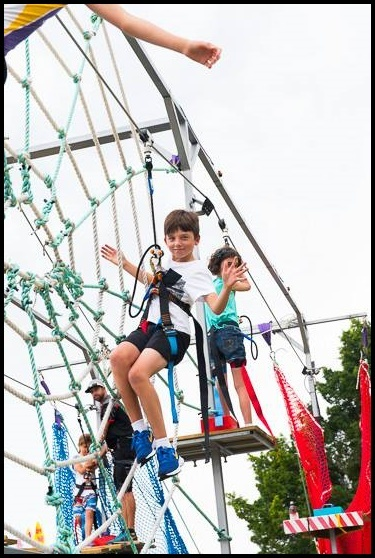 high,ropes