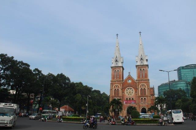 Ho Chi Minh City, Notre Dame Cathedral