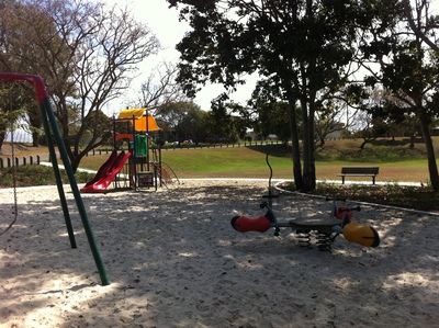 The Playground @ Bob Bell Park