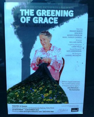 The Greening of Grace poster