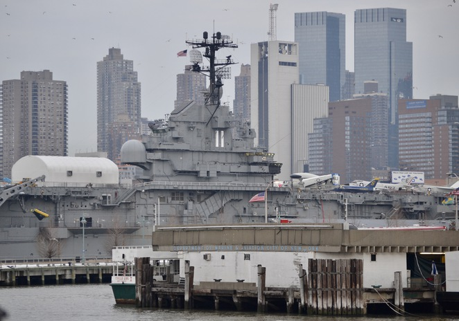 Intrepid Sea, Air & Space Museum, Circle Line Sightseeing Cruise, New York attractions, discounted New York attractions, New York Pass, New York City Pass