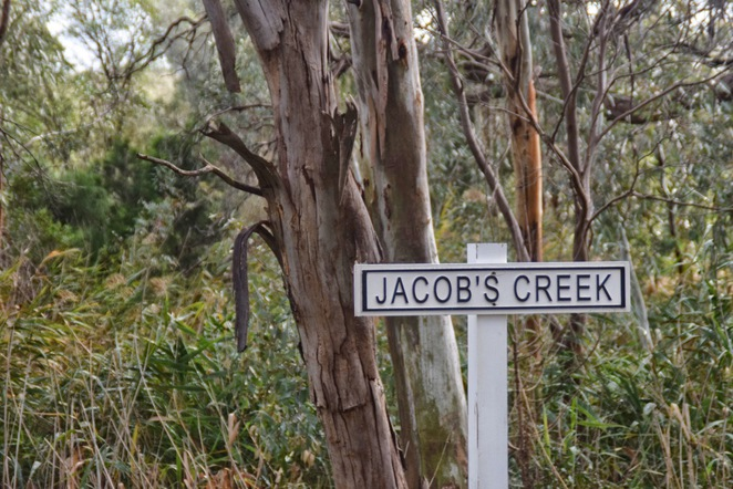 Jacob's Creek, Rowland Flat, Tanunda, Jacob's Creek Visitor Centre, Jacob's Creek Restaurant, Jacob's Creek Walking Trail