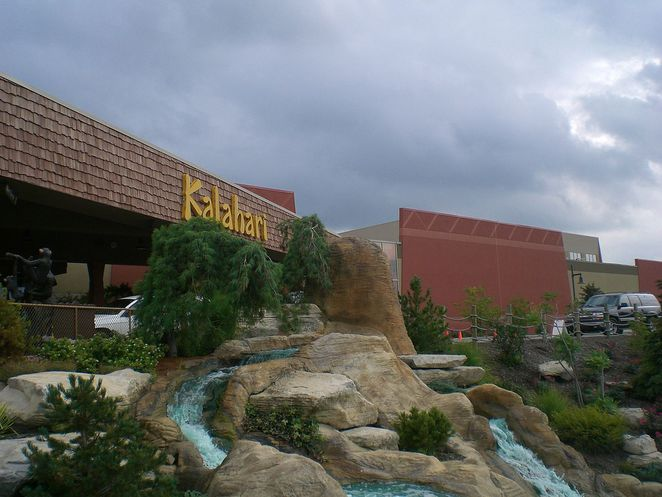 kalahari, resorts, ohio