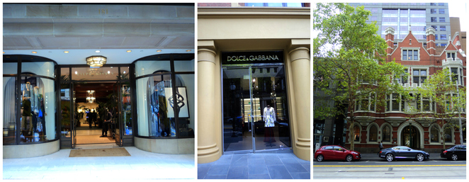 where to shop in melbourne for formal dresses