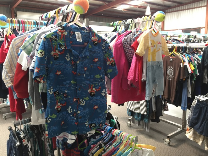 Kids clothes, op shop, Salvation Army, Second Hand, thrifty, Cranbourne