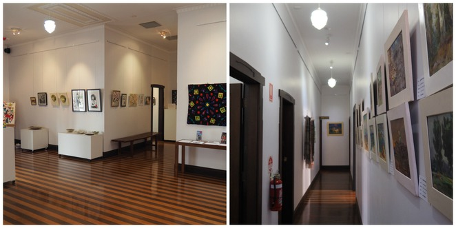 Kingaroy Regional Art Gallery, art, craft, jozsef Balogh