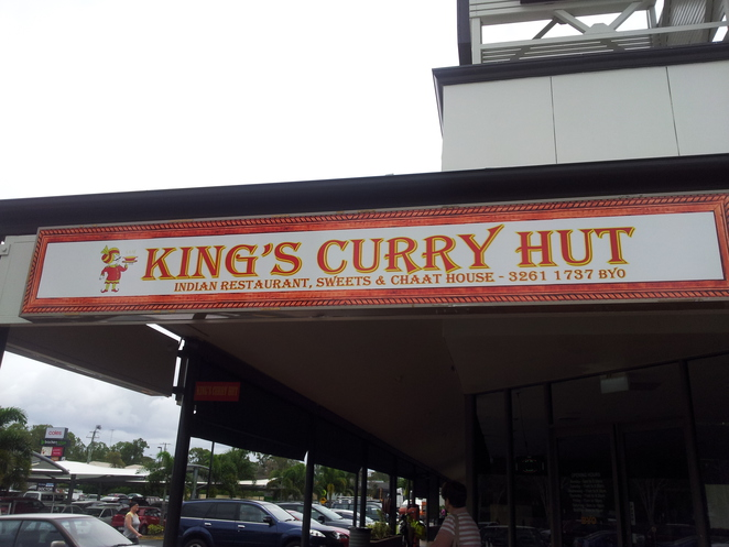 King's curry hut,Indian restaurant,cheap,tasty