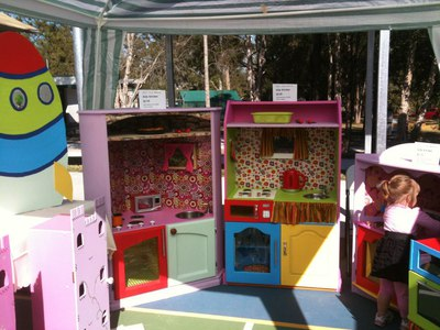 Lilys Clever Mummy Upcycled Play Kitchens