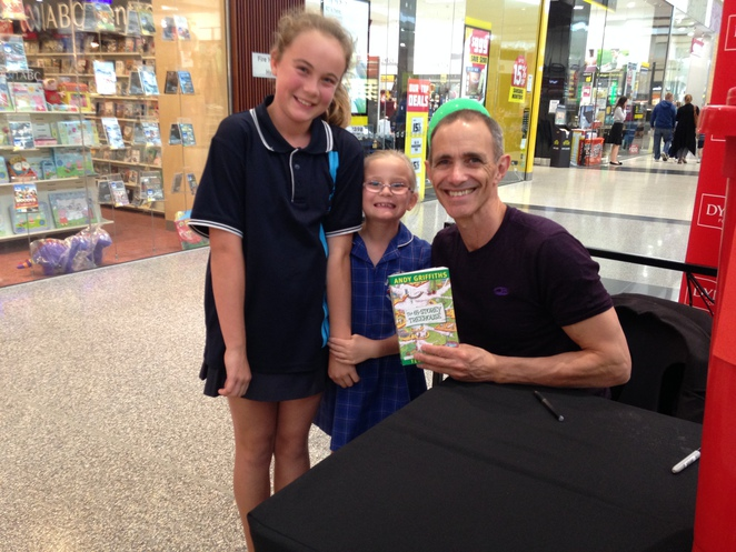 little feet festival, joondalup, things to do with kids, free things in joondalup, andy griffiths author