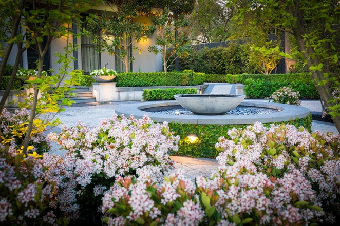 Love a water feature in your backyard - Come see this Backyard & Garden Show