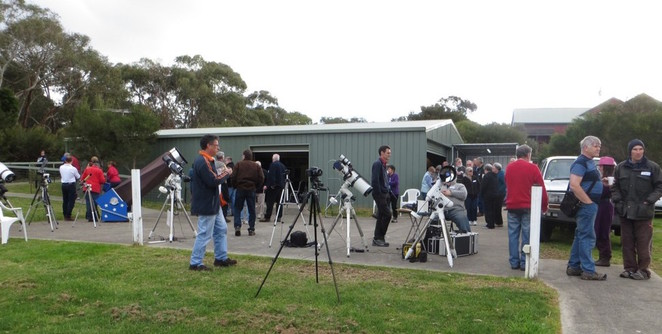 Morn Pen Astronomical Society Public Viewing Nights