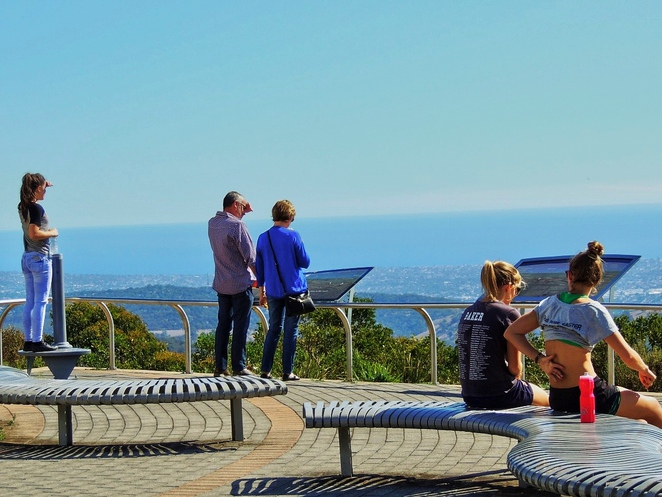 mount lofty summit, mount lofty summit lookout, mount lofty summit restaurant, mount lofty summit walk, mount lofty botanic gardens, cleland wildlife park, heysen trail, attractions in adelaide, fun things to do, take in the sights