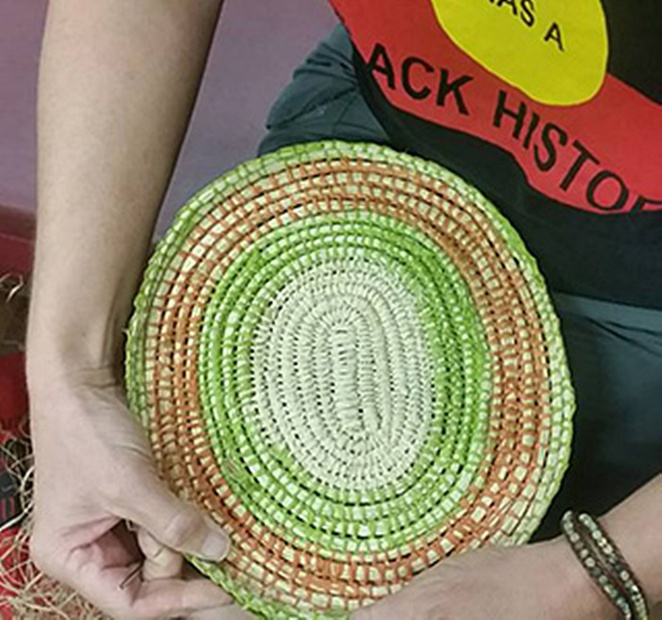 NAIDOC week, national museum of australia, weaving, school holidays, events,