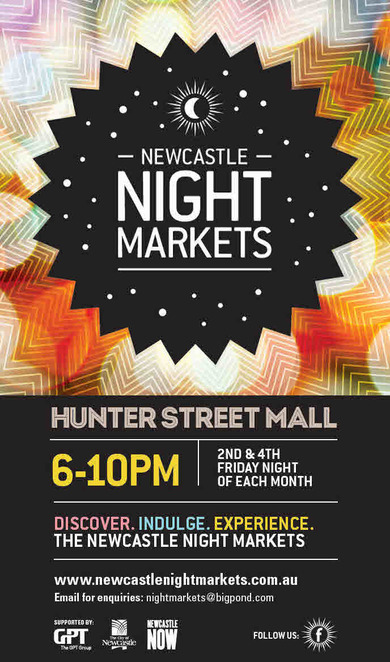 Newcastle Night Markets