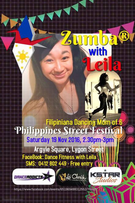 philippines street festival 2016, argyle square, carlton, albert lim, workshops, authentic street food, family and fun activities, cultural and modern performances, philippines australia, philippine tours, philtimes, kabayan, asean association, GJ's, community event, market stalls, fun things to do