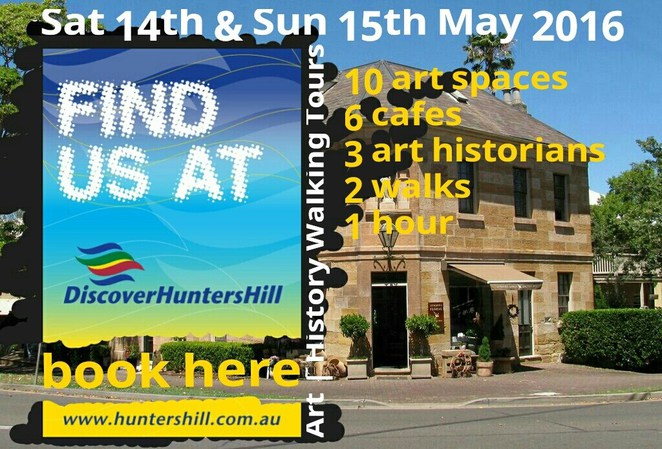 walking tours sydney self guided
