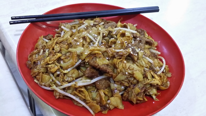 Renaissance Food Court, Char Kway Teow, Adelaide