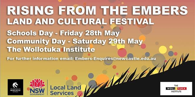 rising from the embers community day, community event, fun things ot do, the wollotuka institute, land and cultural festival, aboriginal cultural heriate, hunter region, land management, entertainment, cultural event, educational