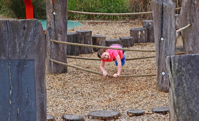 Rope play