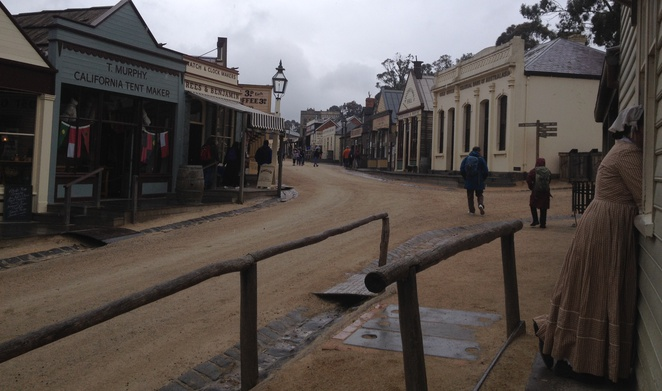 Sovereign Hill Ballarat Kids