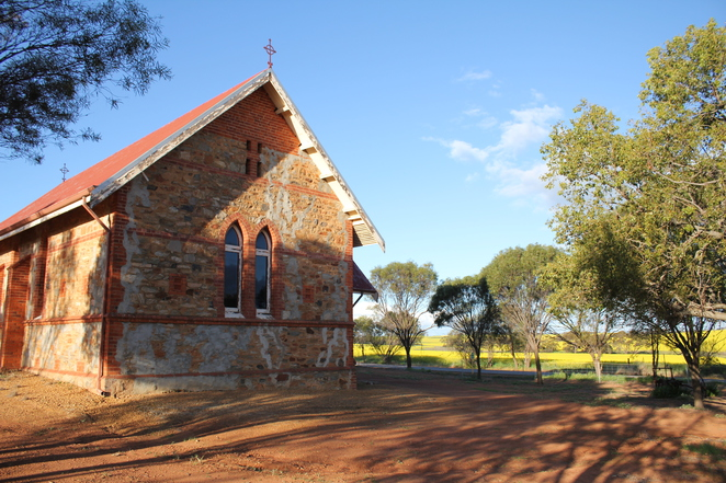 St Peters Anglican Church Jennapullin