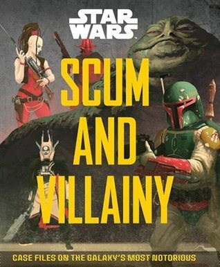 Star Wars, scum and villainy, illustrations, books, picture books, books about movies